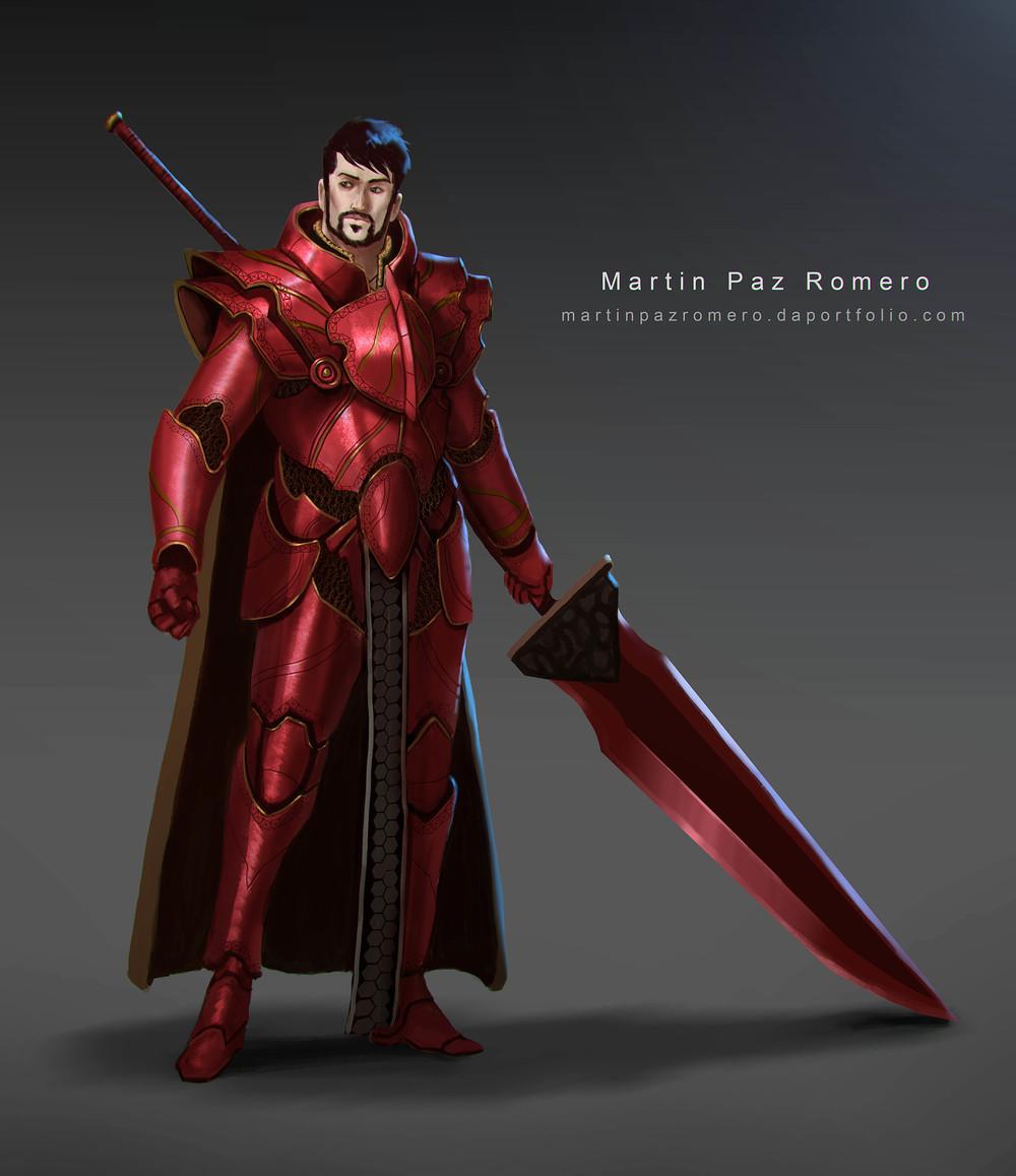 Martin Paz Romero