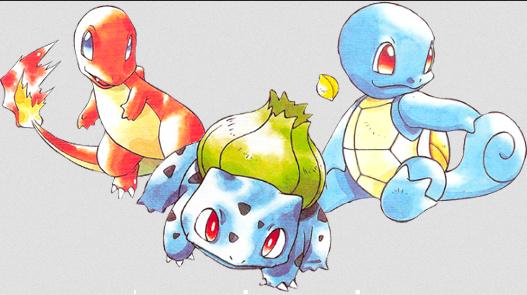 Some Pokemon, no big.