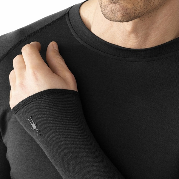 This baselayer  from Smartwool is my favorite you can buy. We can special order them for you.