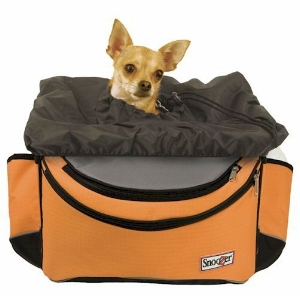 We have one of  these bags  right now! It even comes with waterproof rain cover! It's used so once it's gone, it's gone!