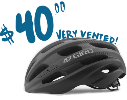The new  Isode helmet  we carry is a great deal!