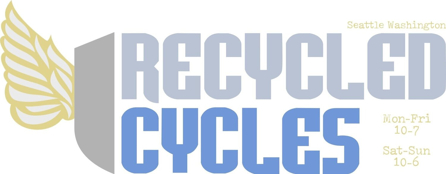 Recycled Cycles