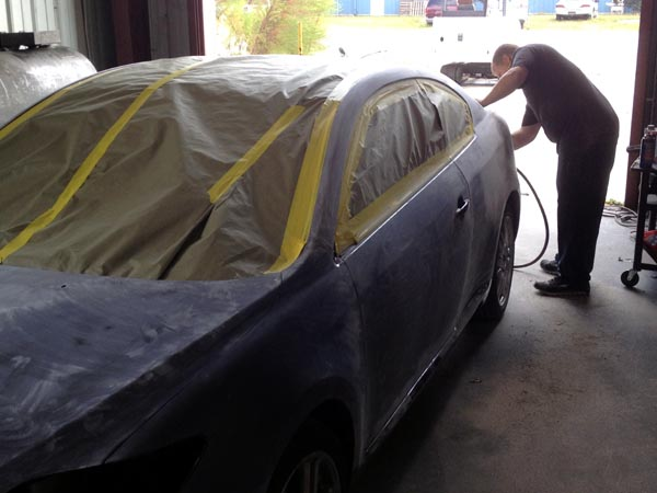 Paint and Auto Body Repair