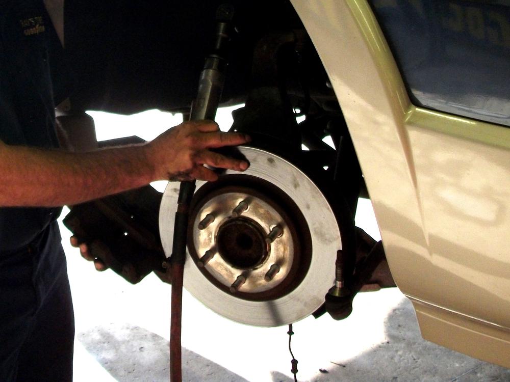 Truck Brake repair and service