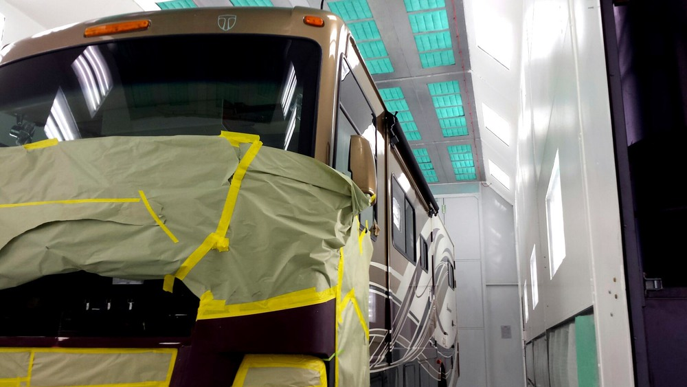 RV Collision Repair ST. AUgustine FL