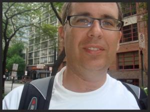 Matt in his favorite city... san francisco!