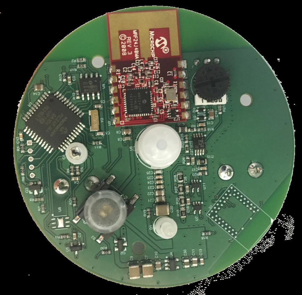 Zigbee/BLE IoT Ambient Sensor