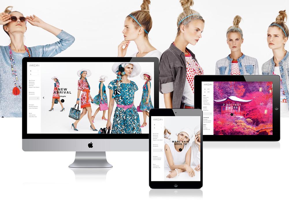 marccain ecommerce responsive design en werbeweltjpg - Ww Ecommerce Ny