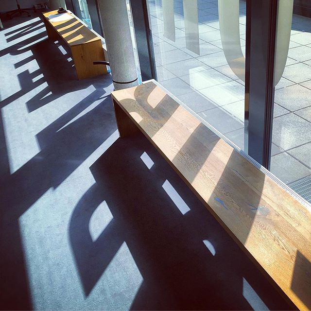 Shadowgraphics #design #office #agencylife #summer #interiordesign #stuttgart #graphics #typography #interior #creativeagency #werbeagentur #joinus #architecture #creativity