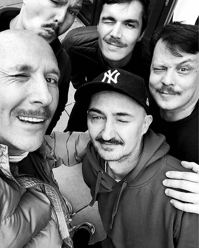 Please donate! By 2030, we will reduce the number of men that die easily by 25%! Link in Bio. @movember #movember #mustache #agencylife #creativeagency #menwithmoustaches #moustaches #boyband