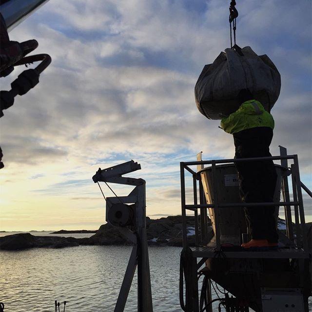 En ok morgon ✌️vi fiska #musslor!! #bohuslän #madeinbohuslän #smakapåvästsverige #orustmat