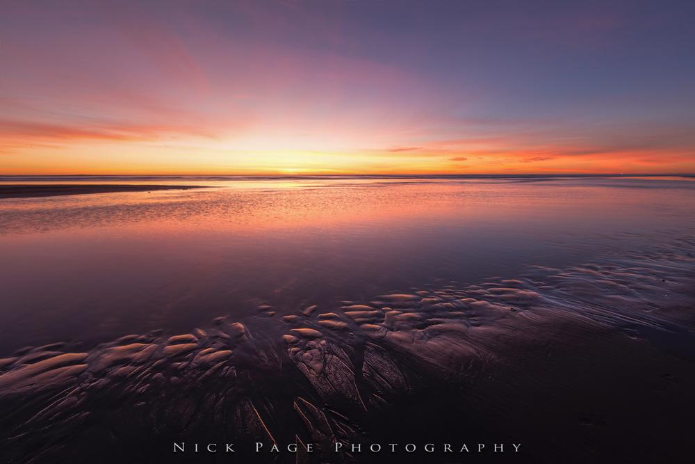 fort stevens sunset1