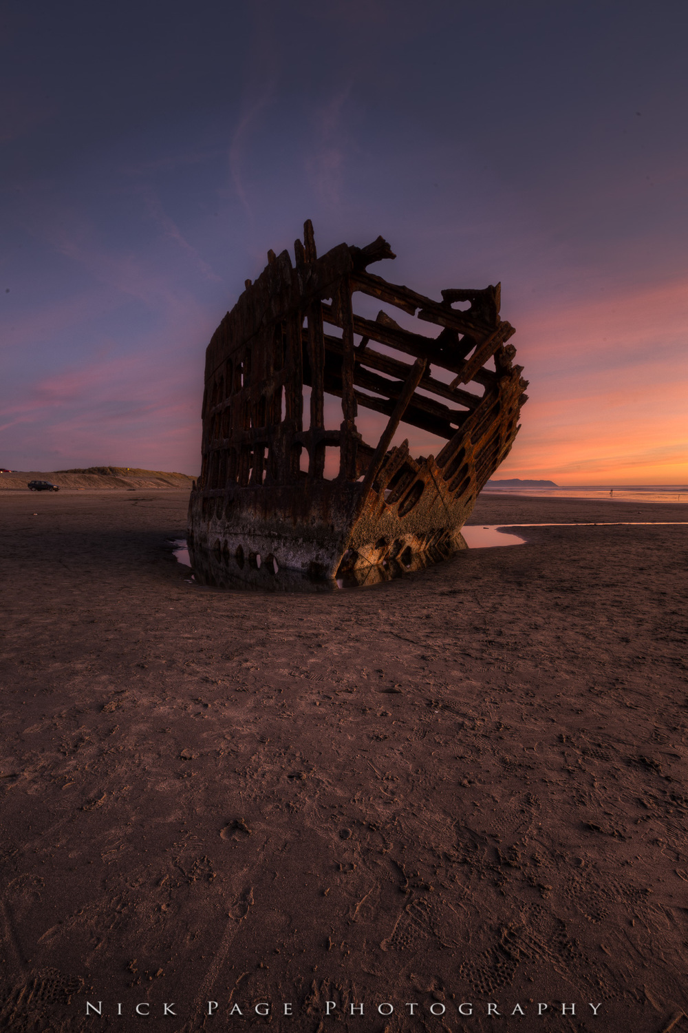 peter iredale sunset2