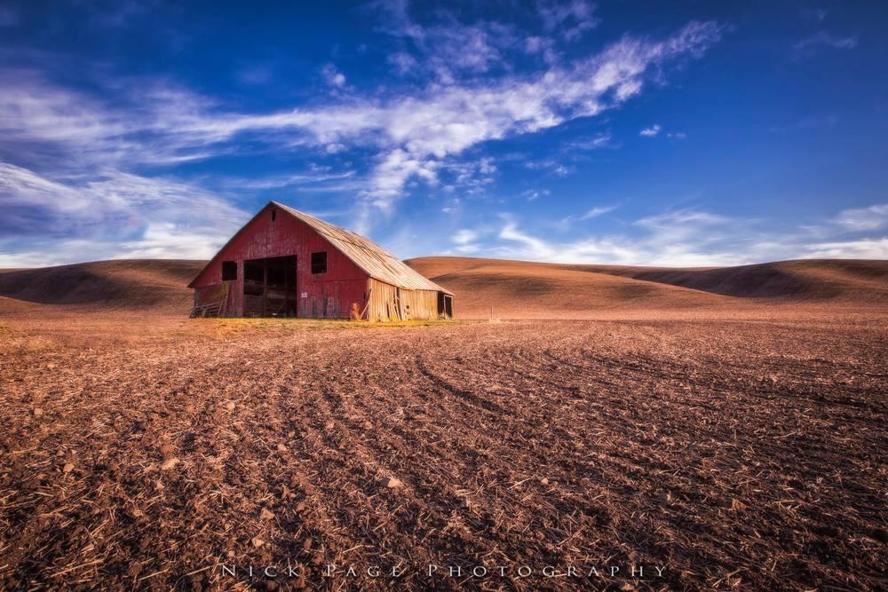 Barn near dayton