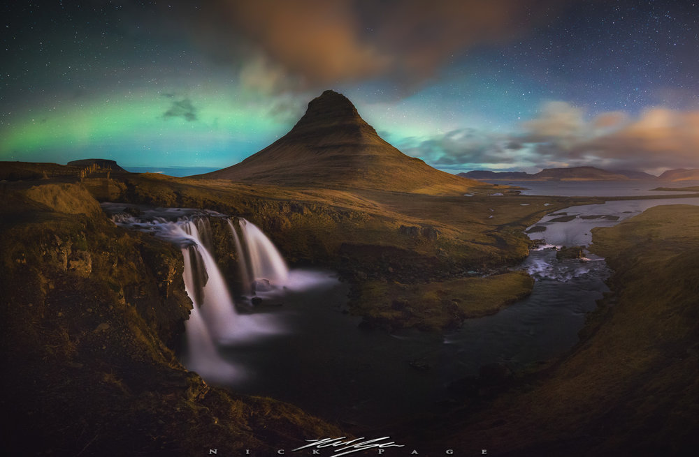 Iceland 2017: Autumn Adventure - Sold Out! Come Join Nick in Iceland this Fall