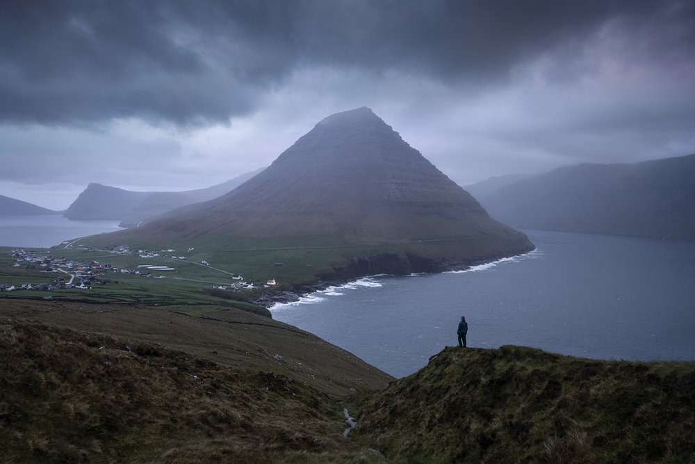 Vidoy faroe islands moody summer night person mountain-XL.jpg