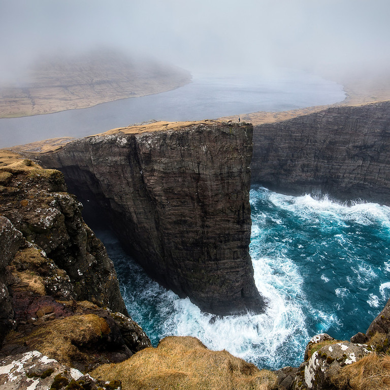 Mind bending Sea Cliffs and beautiful Lakes - all images by Mads Peter Iversen
