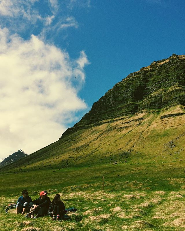 Take me back | Iceland 2016