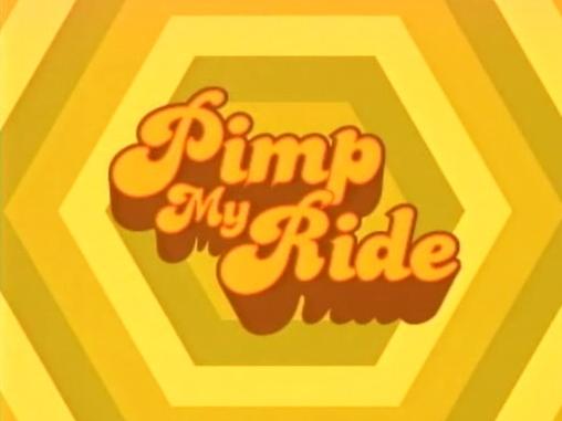 Pimp (v.)