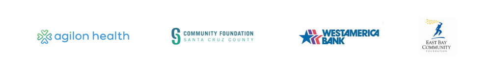 Community Foundation Santa Cruz County, East Bay Community Foundation,