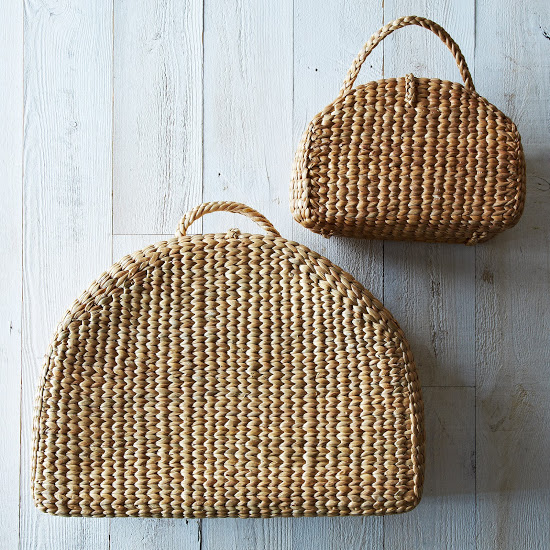 It's not quite picnic season, but I'm already on the hunt for outdoor accessories (especially when they're this cute).