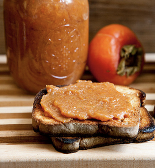 Honeycrisp & Persimmon Butter (GF, V+)