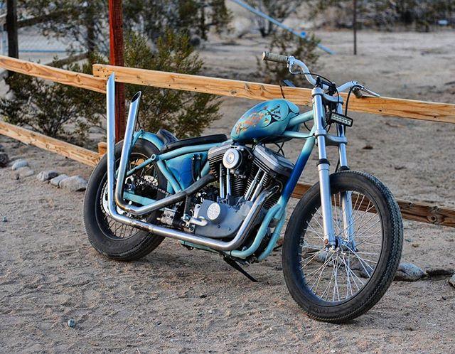 Evolving... #sportster #sportster1200s #harleydavidson #ironheartcycles #joel845 #chopcult #chopper