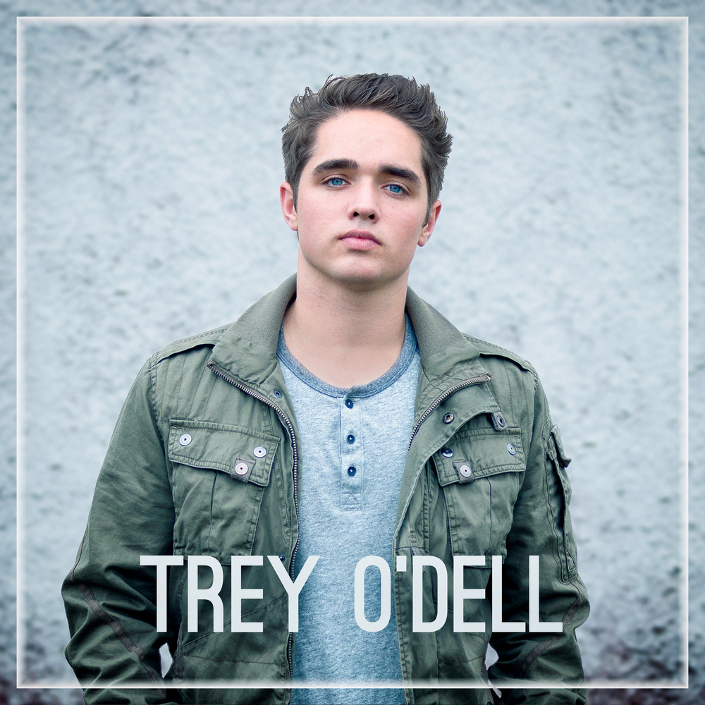 Trey O'Dell's self-titled debut EP - Produced by Neil Greenhaw & Recorded at Haxton Road Studios.  Click on the Picture for iTunes.