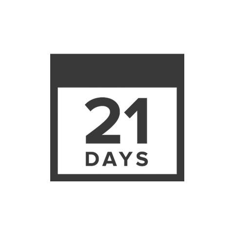 Founder The 21 Days mobile application is under development. This will let users choose and be guided through challenges to create positive new behaviors.