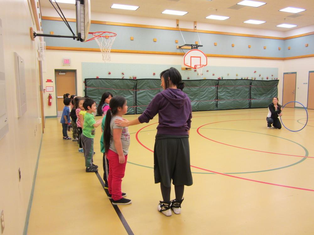Get Moving! MDC school residency program (2014)