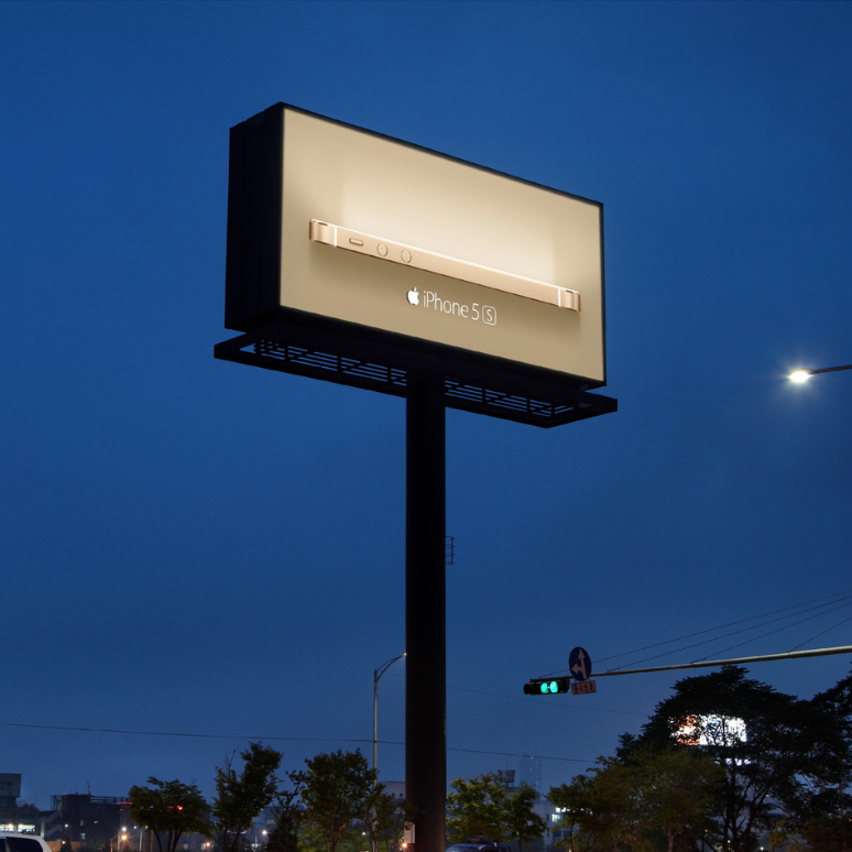 iPhone 5s 'Glow' Campaign