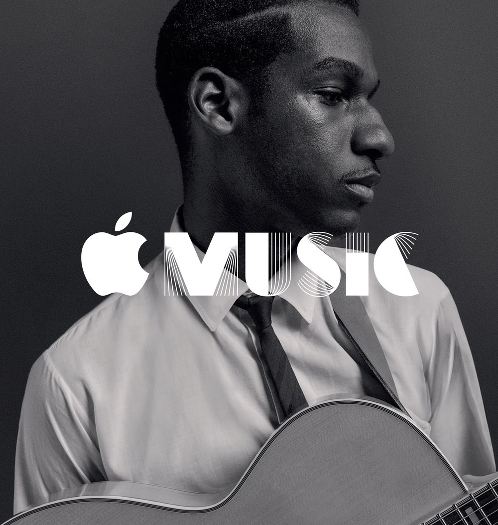 Apple Music OOH