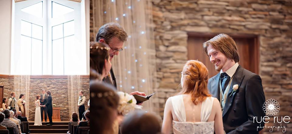 Adam + Kayla Lord of the Rings Wedding