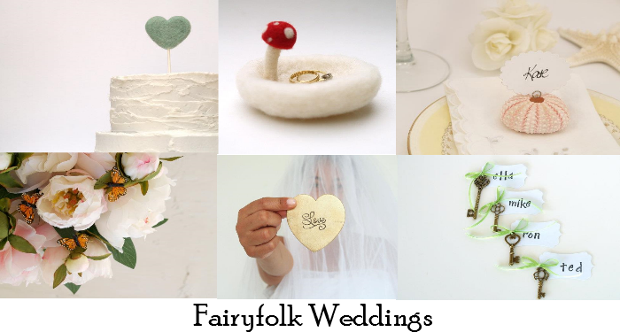 Fairyfolk Weddings Vendor Highlights