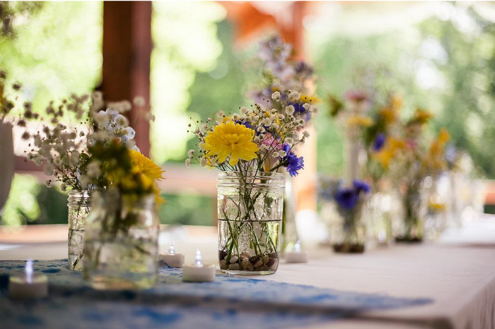 Rustic Floral Arrangement Inspiration
