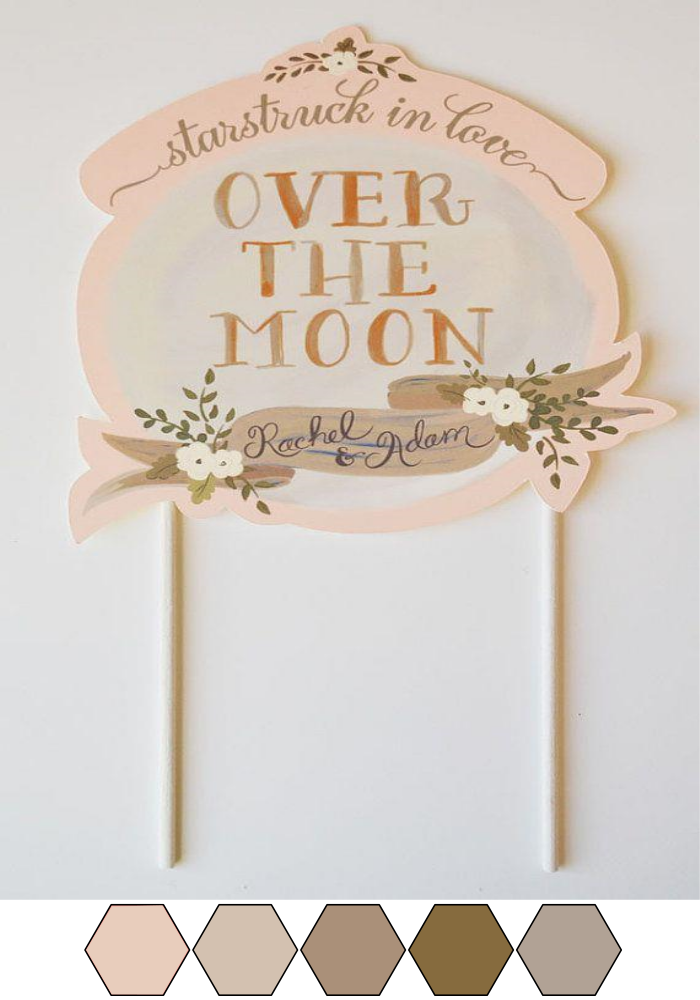 Color Inspiration Paper Swallow Events