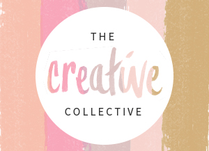 The Creative Collective Button