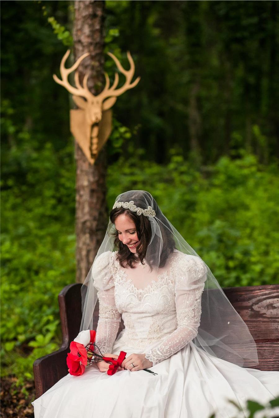 elegant rustic bridals