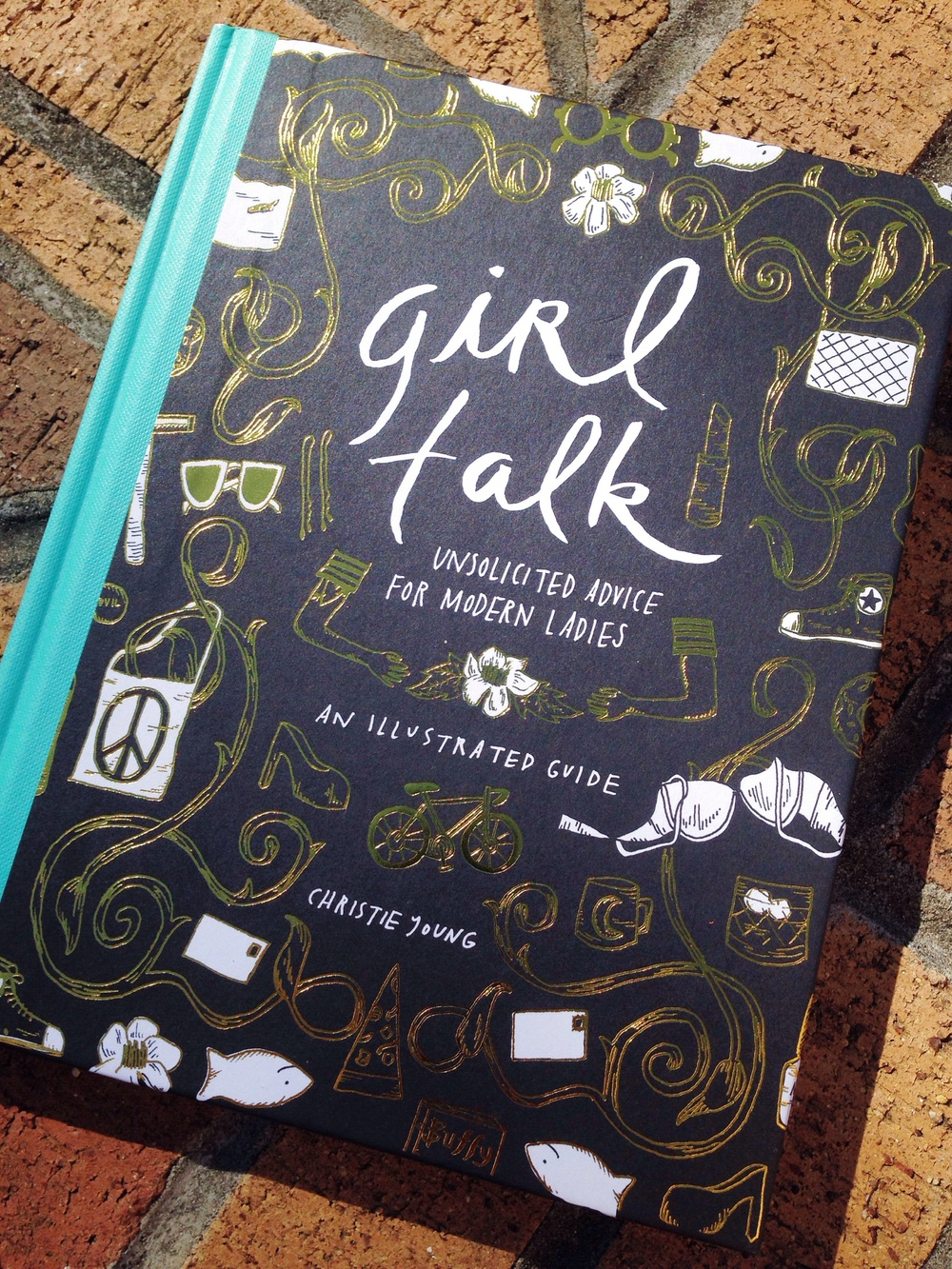 Girl Talk by Christie Young Review - Paper Swallow Events