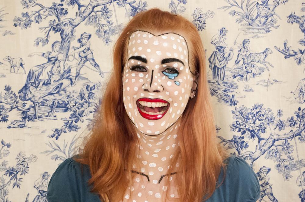Comic Book Girl Makeup Tutorial 7.jpg