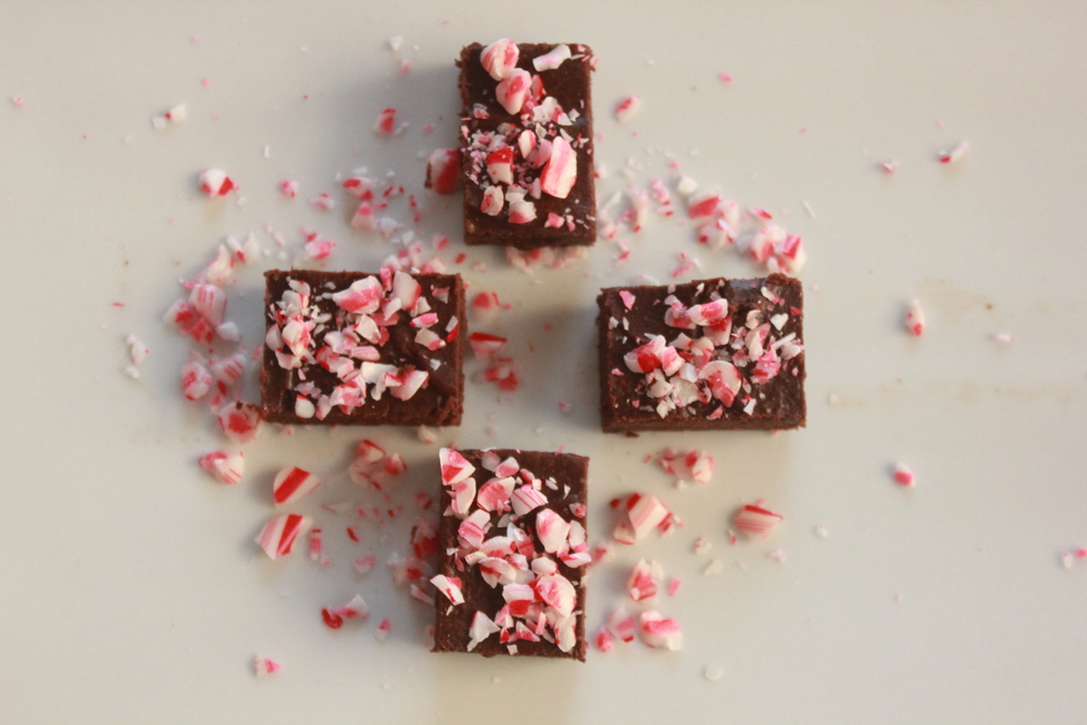 Clean Eating Fudge Recipe - Paper Swallow Events