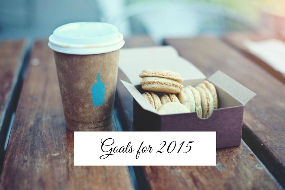 Goals for 2015 - Paper Swallow Events