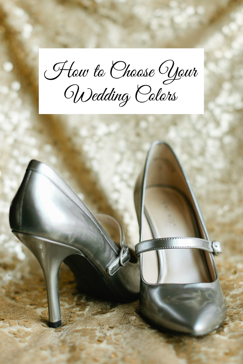 How to Choose Your Wedding Colors Pt. 1 - Paper Swallow Events