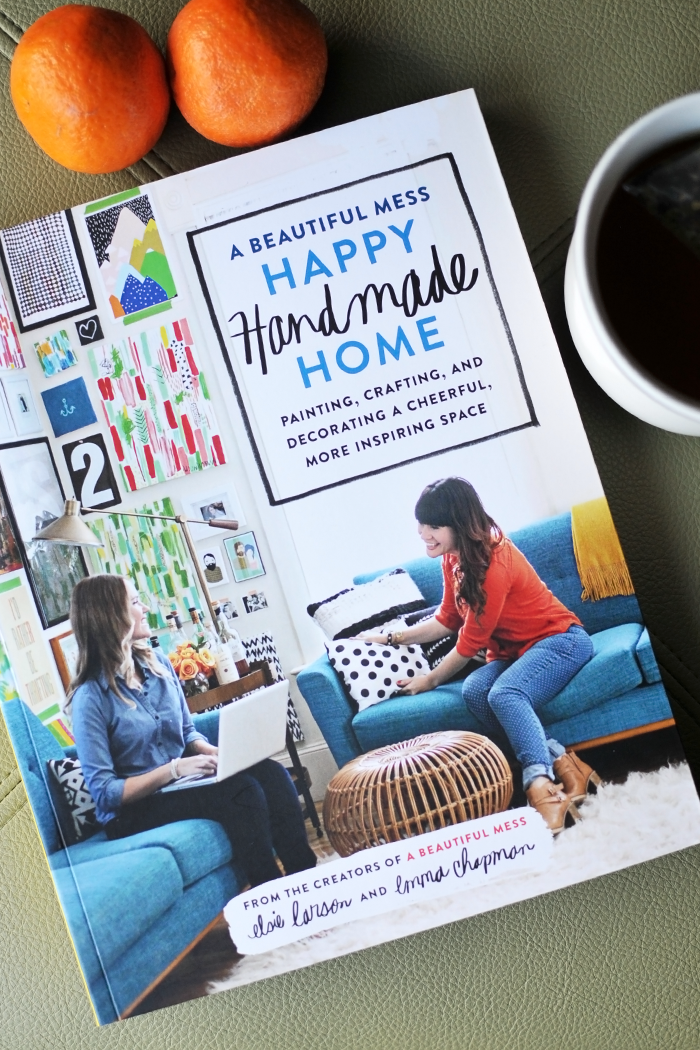 Happy Handmade Home Giveaway - Paper Swallow Events