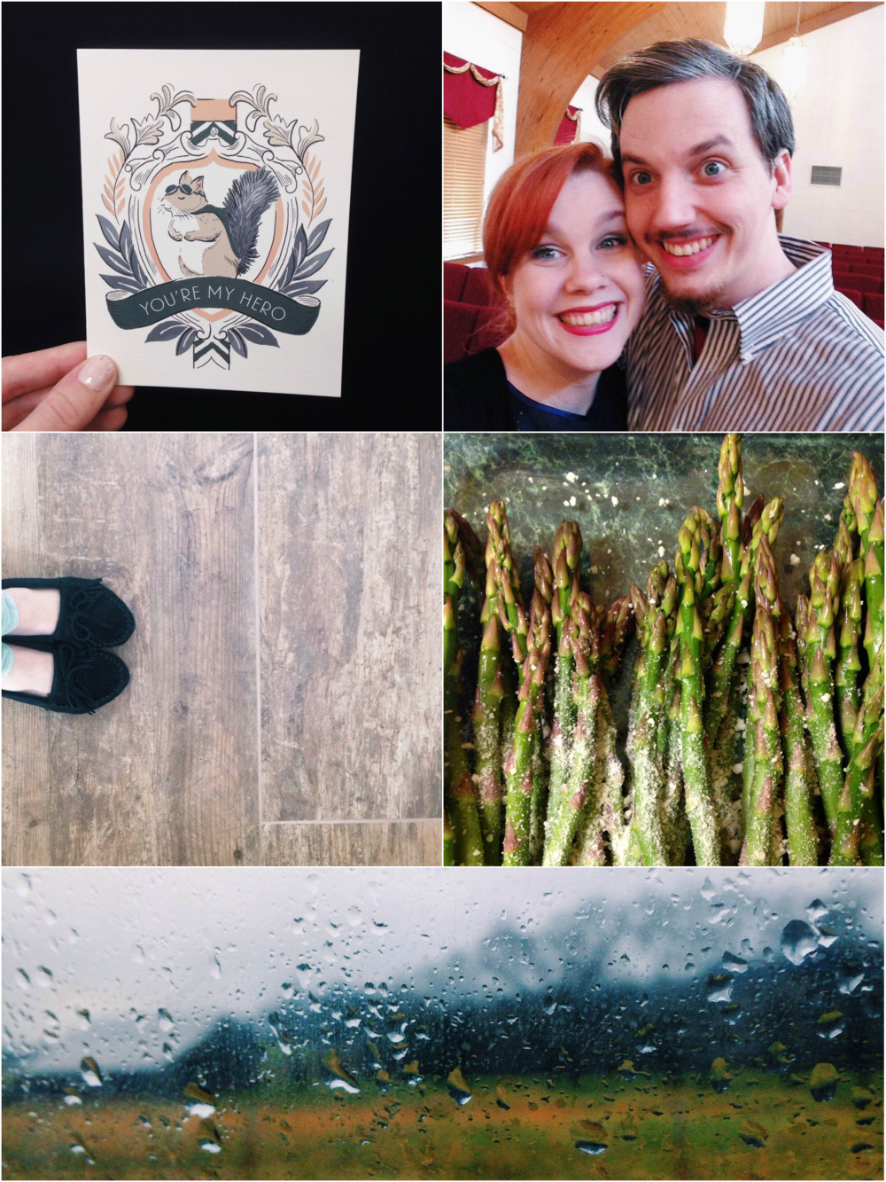 My Week in Review - Paper Swallow Events