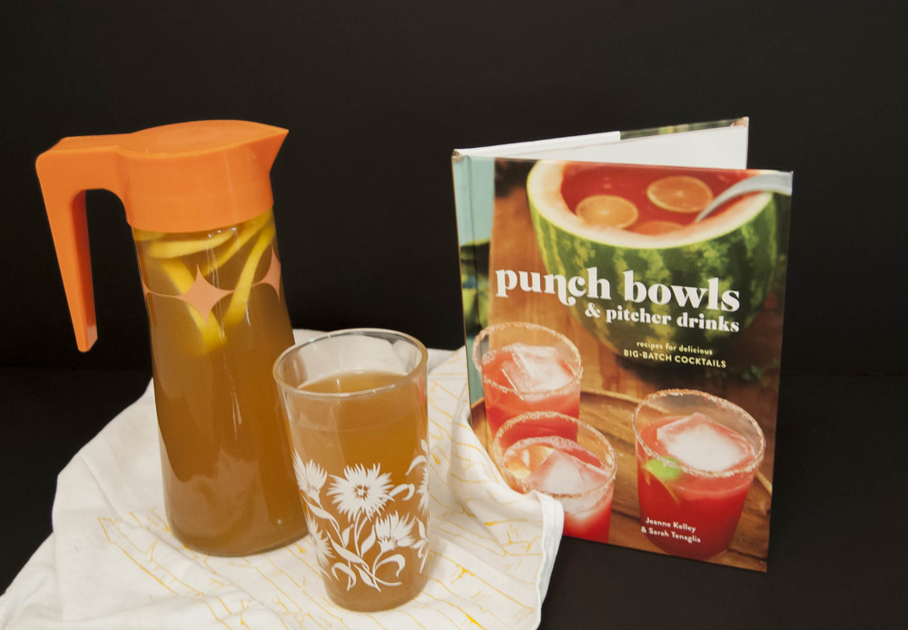Palm Springs Punch Recipe - Paper Swallow Events