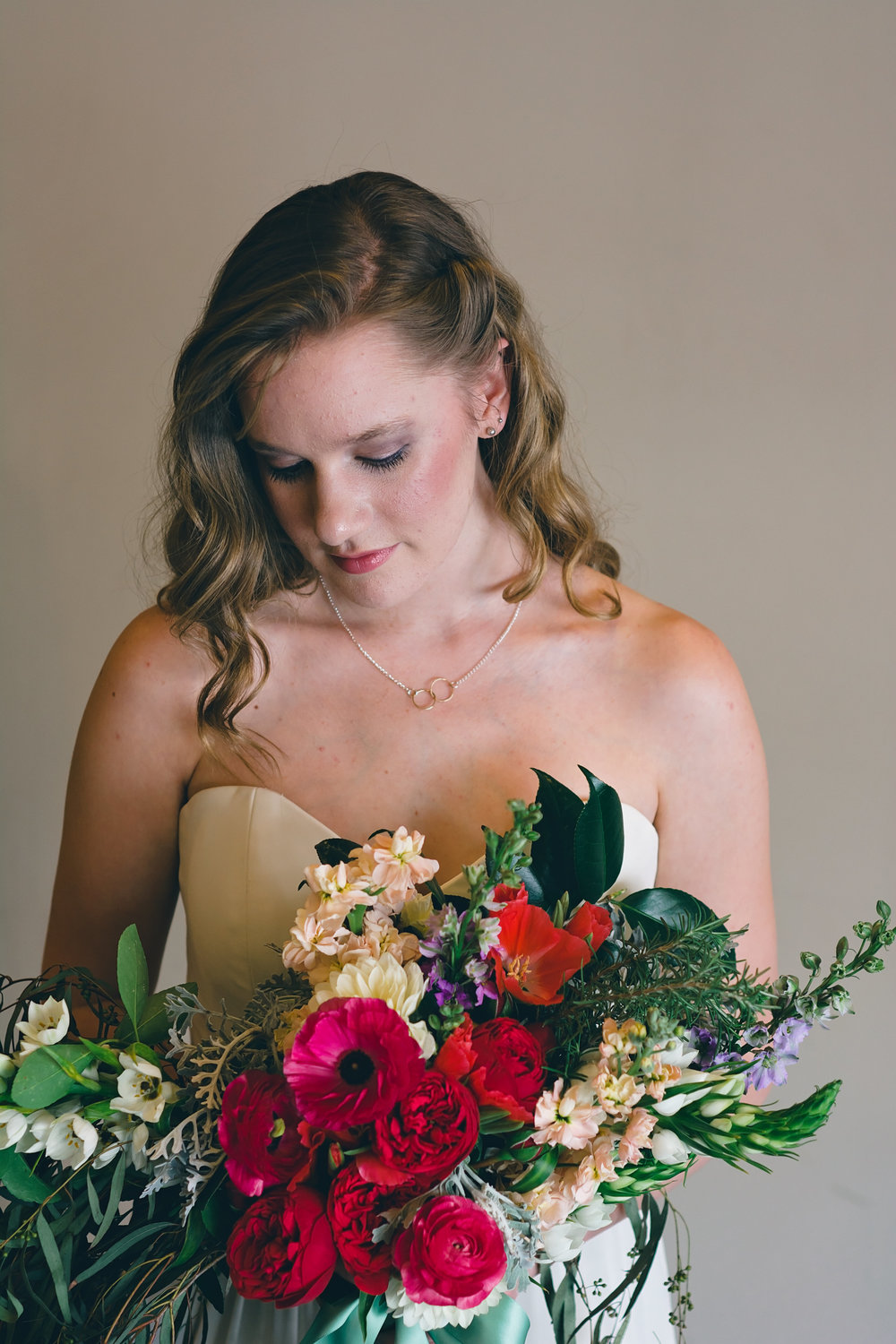 Watercolor Inspired Styled Shoot by Paper Swallow Events