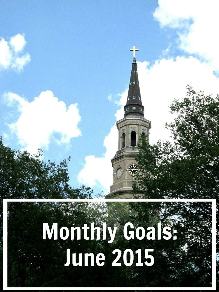 Monthly Goals: June 2015 - Paper Swallow Events