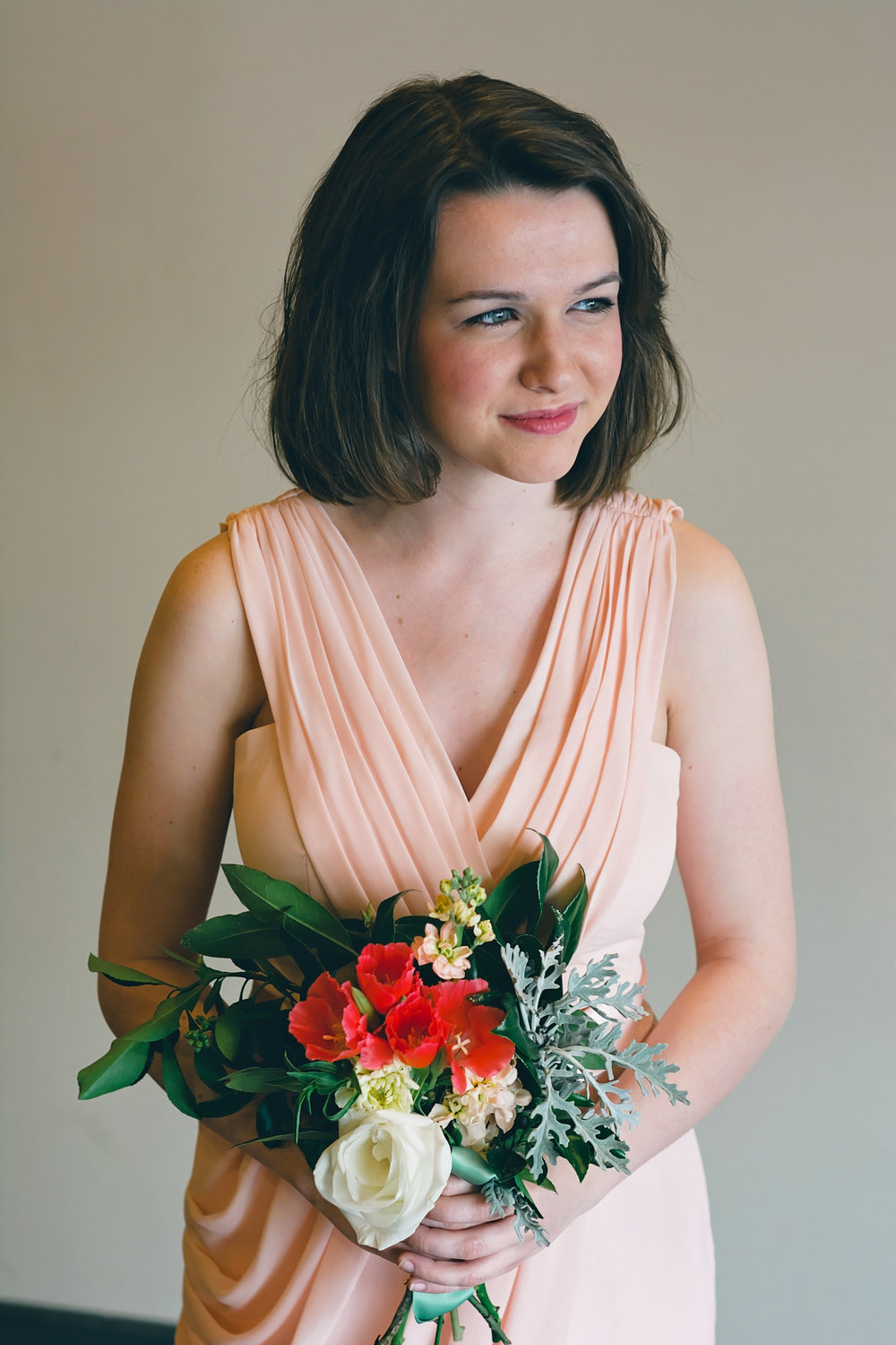Interview with Jenna of Gold + Bloom Floral Design by Paper Swallow Events #wedding #floraldesign