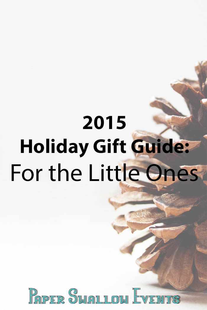A Christmas gift guide perfect for all the little people in your life! Click through to find out more!
